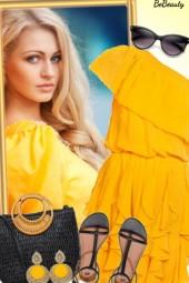 nr 1536 - Yellow & black