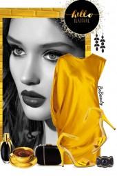 nr 1611 - Golden girl