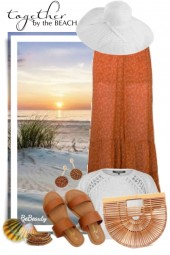 nr 1653 - Together by the beach