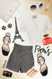 nr 1662 - Parisian chic