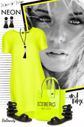 nr 1678 - Way to wear neon dress
