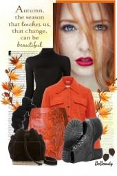 nr 1809 - Autumn style