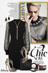 nr 1819 - Black chic