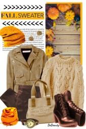 nr 1868 - Fall sweater