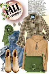 nr 1889 - Fall sweater