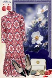 nr 1924 - Fall dress