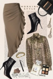 nr 1961 - Working style