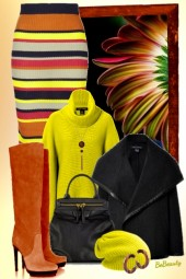 nr 2059 - Neon for Fall