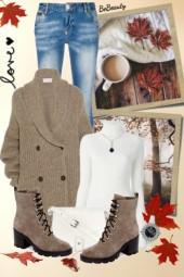 nr 2152 - Autumn girl
