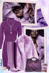 nr 2173 - Purple shades