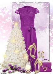 nr 2329 - Purple chic