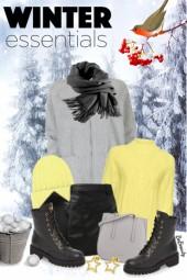 nr 2401 - Winter essentials