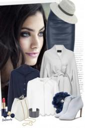 nr 2450 - Elegant woman