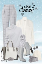 nr 2544 - Winter chic