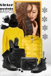nr 2546 - Winter wardrobe basics
