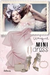 nr 2566 - Unique mini dress