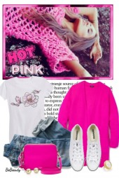 nr 2572 - Hot pink