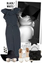 nr 2583 - Black & white