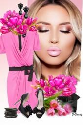 nr 2593 - Sweet pink