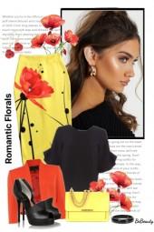 nr 2606 - Romantic florals