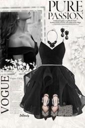 nr 2666 - Black chic