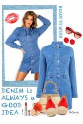 nr 2726 - Ready to wear... denim