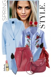 nr 2730 - Early Spring style