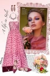 nr 2741 - Pretty in pink