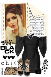 nr 2798 - Black chic ♥