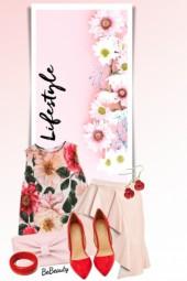 nr 2836 - Floral inspiration