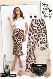 nr 2956 - Stay wild, wear leopard print