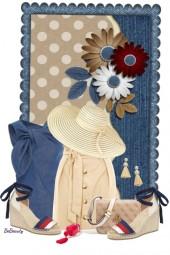 nr 3004 - My Summer style