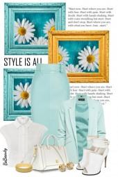 nr 3020 - May elegance