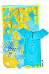 nr 3071 - Bright Summer style