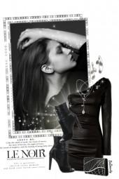 nr 3225 - Black ♥