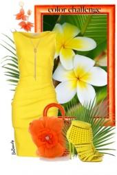 nr 3270 - Color challenge: yellow & orange