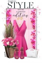 nr  3313 - Sweet pink