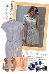 nr 3316 - Shirt dress