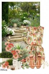 nr 3386 - In my garden sanctuary