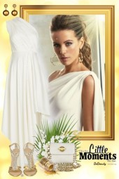 nr 3415 - Lady in white