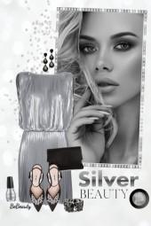 nr 3499 - Silver beauty
