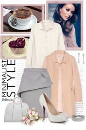 nr 3534 - Minimalist style