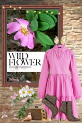 nr 3538 - The wild rose