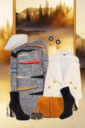 nr 3593 - Sweater dress