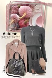 nr 3598 -Knitwear dress