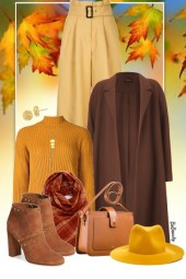 nr 3643 - Autumn style