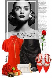 nr 3682 - Red roses