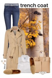 nr 3688 - Trench coat