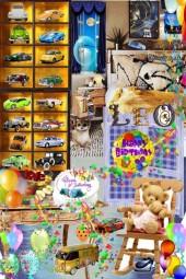 HAPPY BIRTHDAY -LEONIDAS