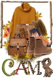 Camper Outfit